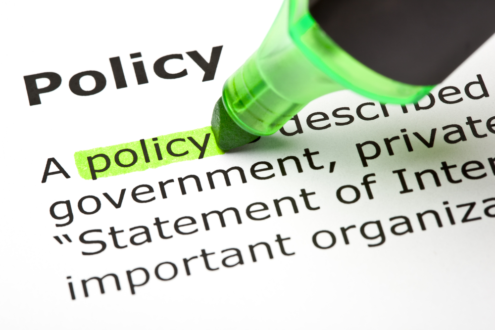DHRM Employee Policy