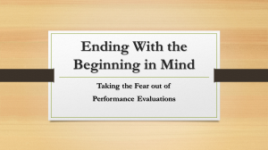 Ending With the Beginning in Mind webinar link