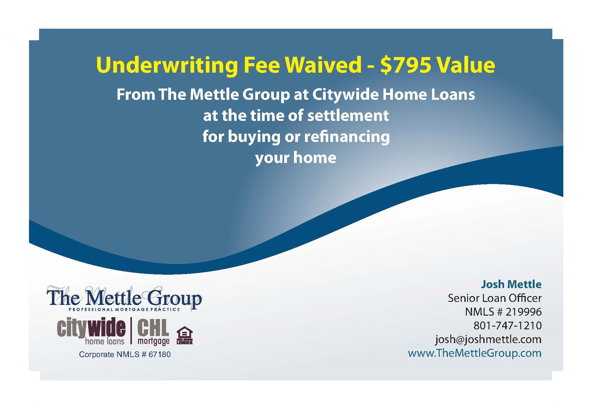 The Mettle Group at Citywide Home Loans