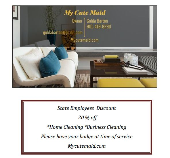 My Cute Maid Small Page Advertisement