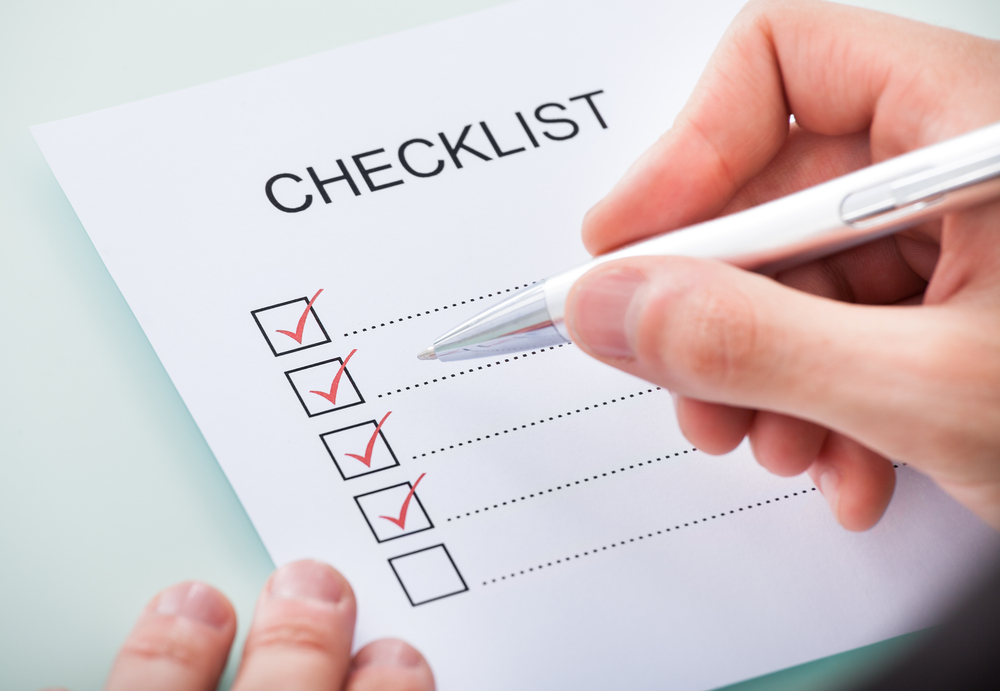 Onboarding Checklist Image