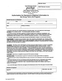 PEHP Disclosure Authorization thumbnail image