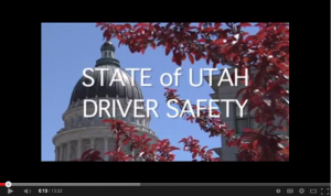 Link to UTah Driver Safety YouTube video