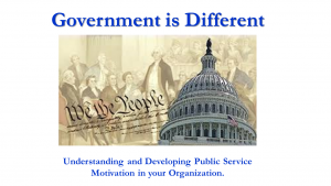 Government is Different webinar link